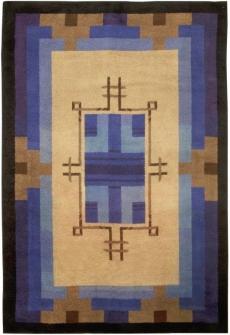 French Deco carpet BB5010
