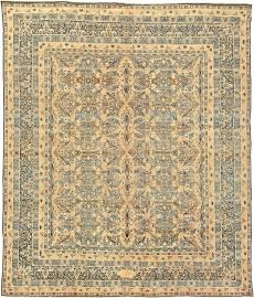 Alfombra persa antigua kirman