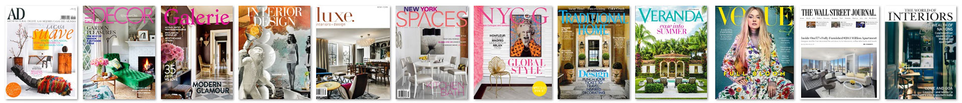 DLB Rugs in Press and Media