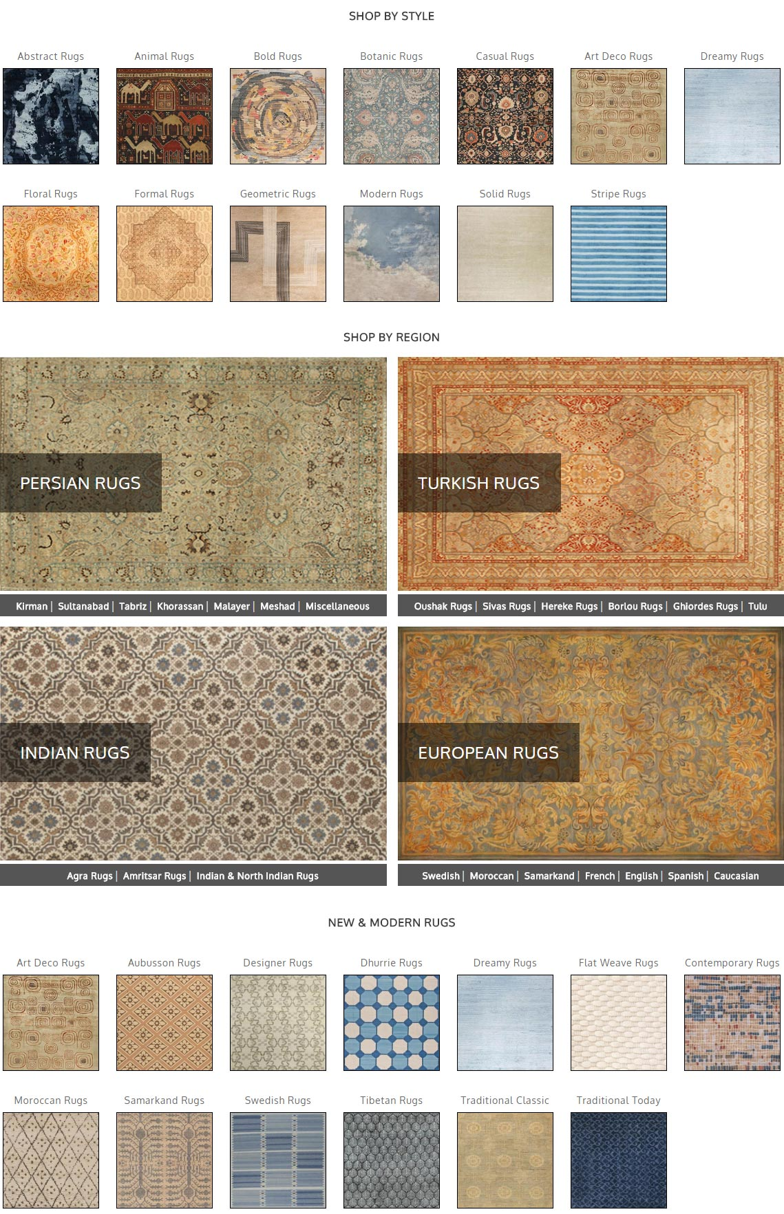 Shop more rugs