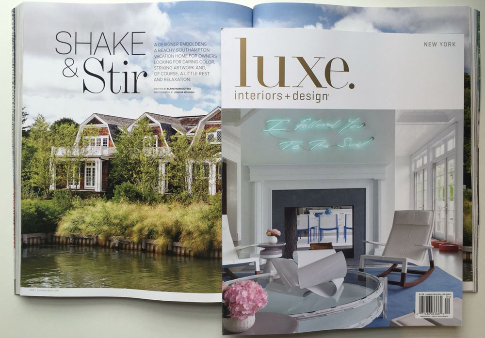Luxe Magazine, March 2016