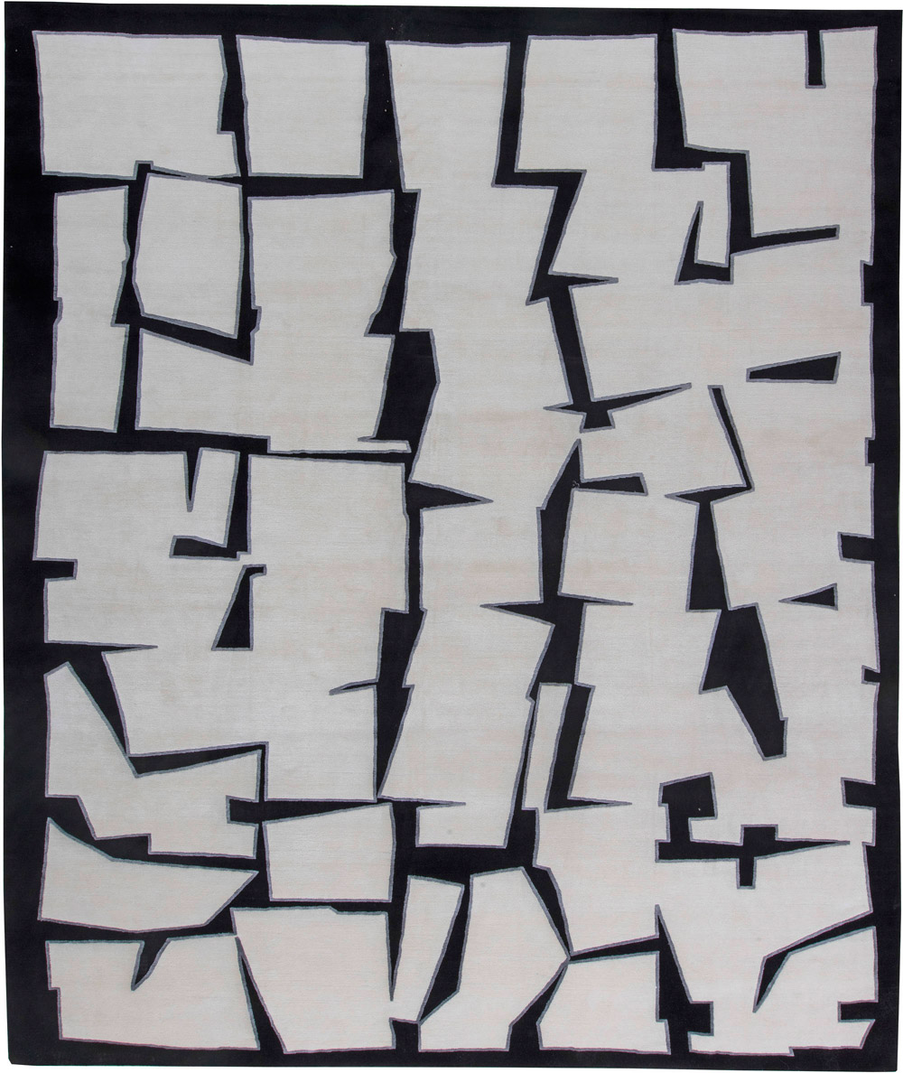 Cubist contemporary Rug N11344