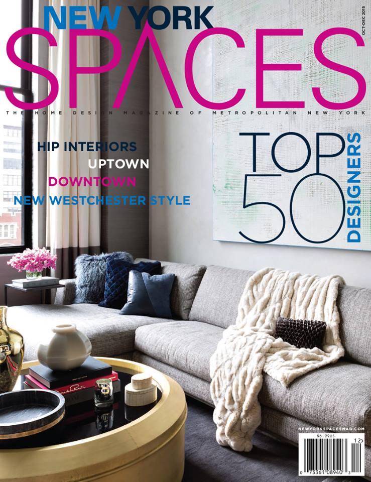 New York Spaces, December 2015