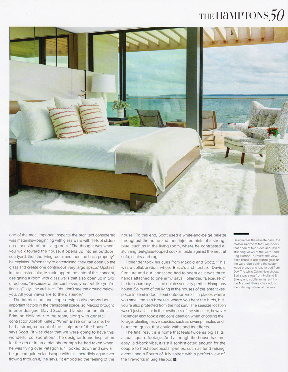 Luxe Magazine, July-August, 2016