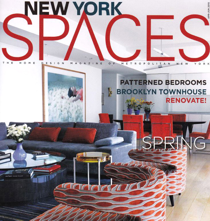 New York Spaces April 2015