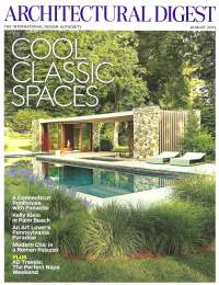 Architectural Digest 2012 agosto