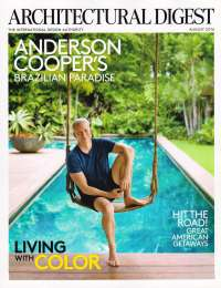 Architectural Digest, agosto 2016
