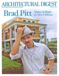 Architectural Digest, Januar 2009