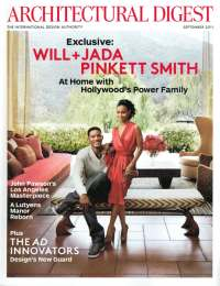 Architectural Digest, September 2011