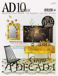 Architectural Digest. Spanish Edition, March 2016