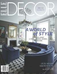 Elle Decor, April 2012
