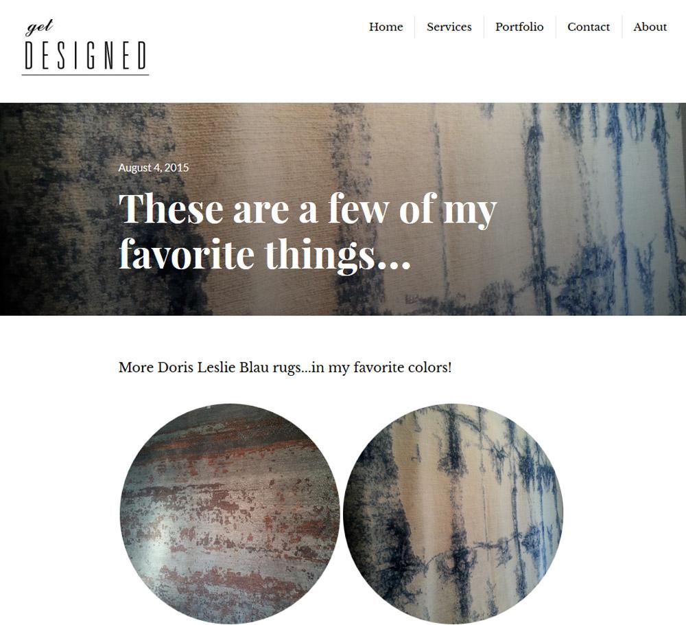 Get Designed, August 2015
