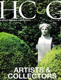Hamptons Cottage und Garten