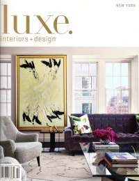 LUXE Magazine, September-Oktober 2016