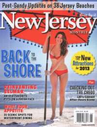 New Jersey Monthly Magazine, Juni 2013