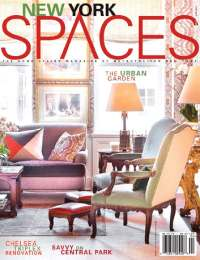 New York Spaces April 2013