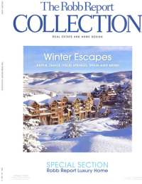 Robb Report, January 2008