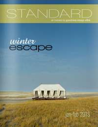 Standard Magazine - Winter Flucht 2013