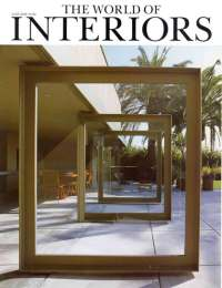 World of Interiors, Juli 2008