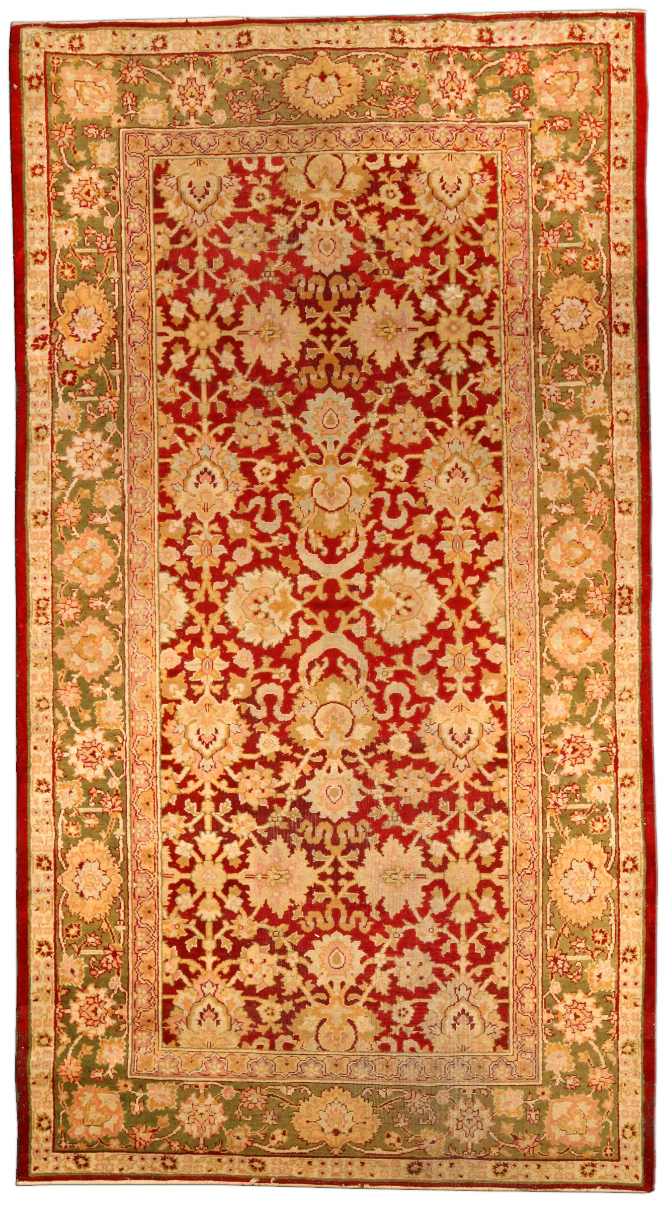 Alfombras Y Alfombras Antiguas De Amritsar En Venta