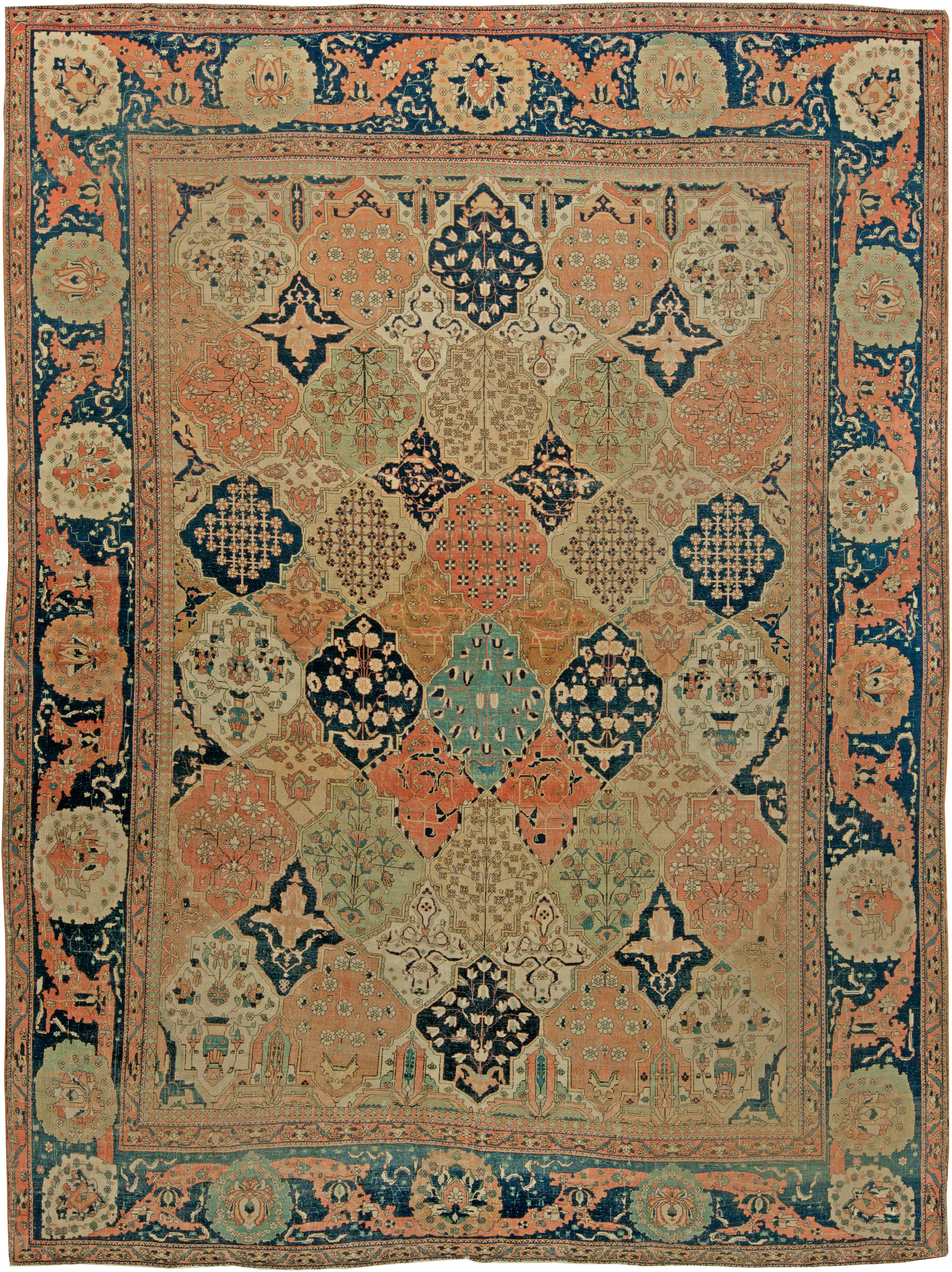 Antique Rugs From Doris Leslie Blau New York Antique Carpets