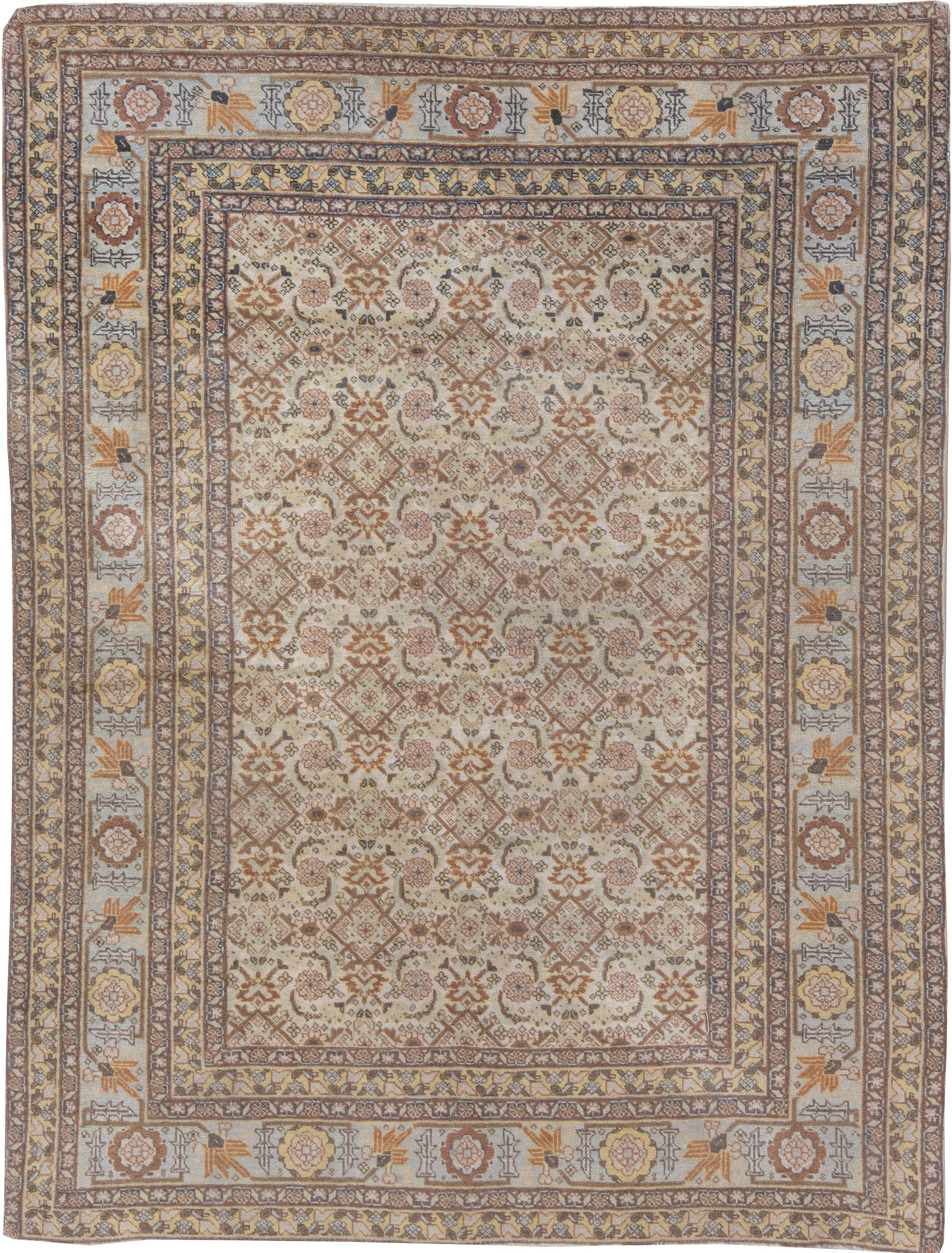 antique rugs from doris leslie blau new york antique carpets. Black Bedroom Furniture Sets. Home Design Ideas