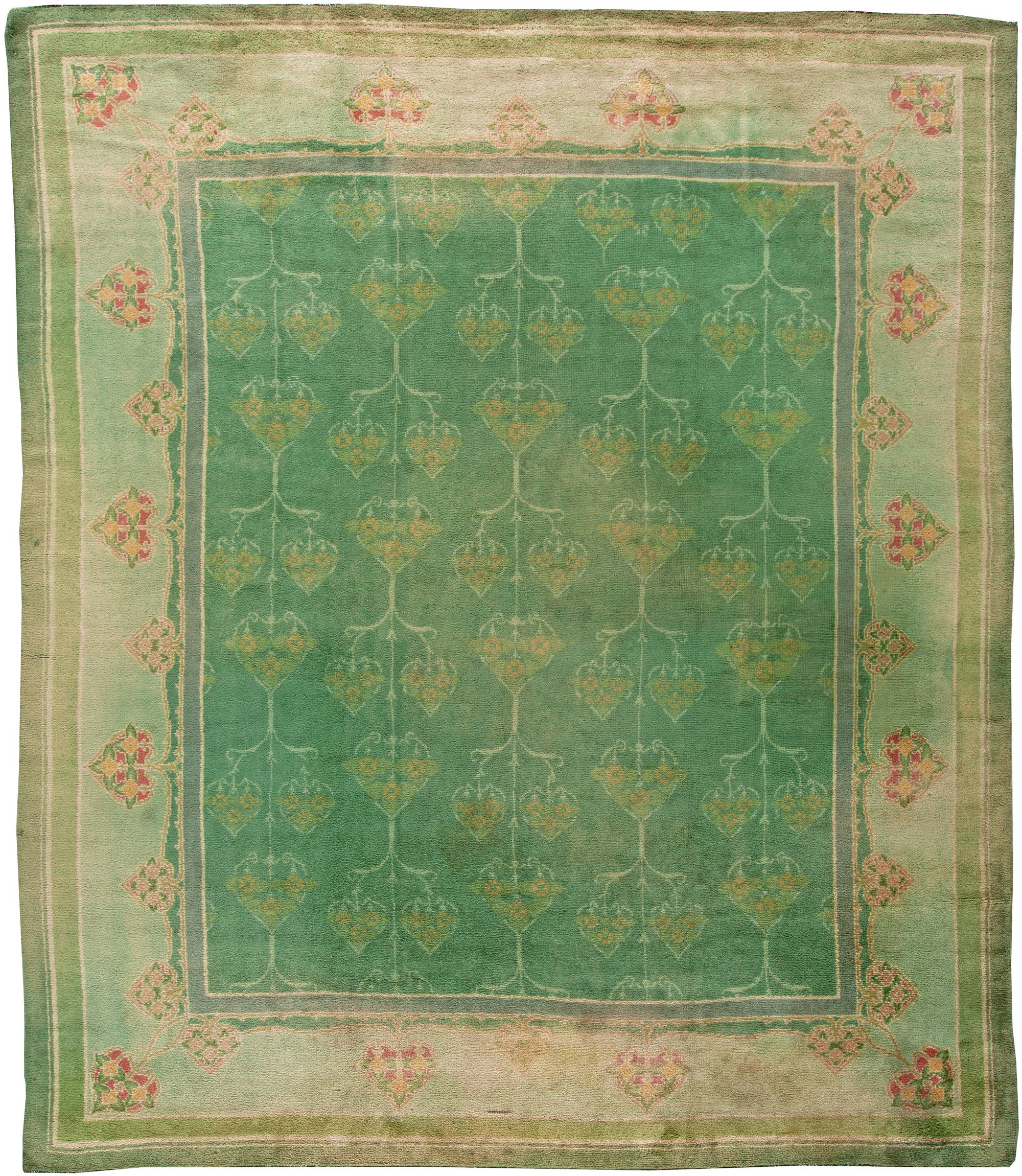 Antique Arts And Crafts Rugs