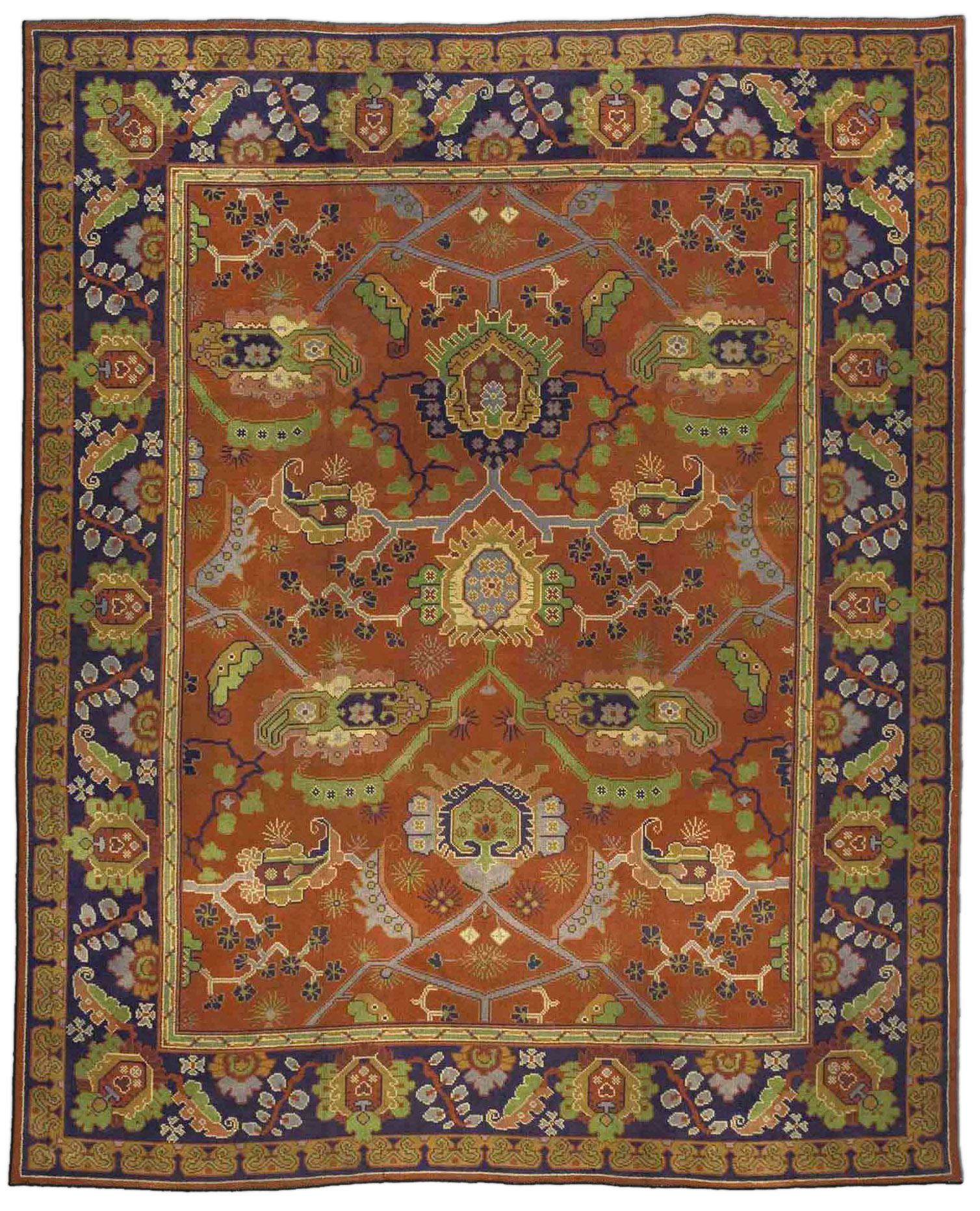 Arts rugs style crafts carpets for sale antique vintage for Modern arts and crafts