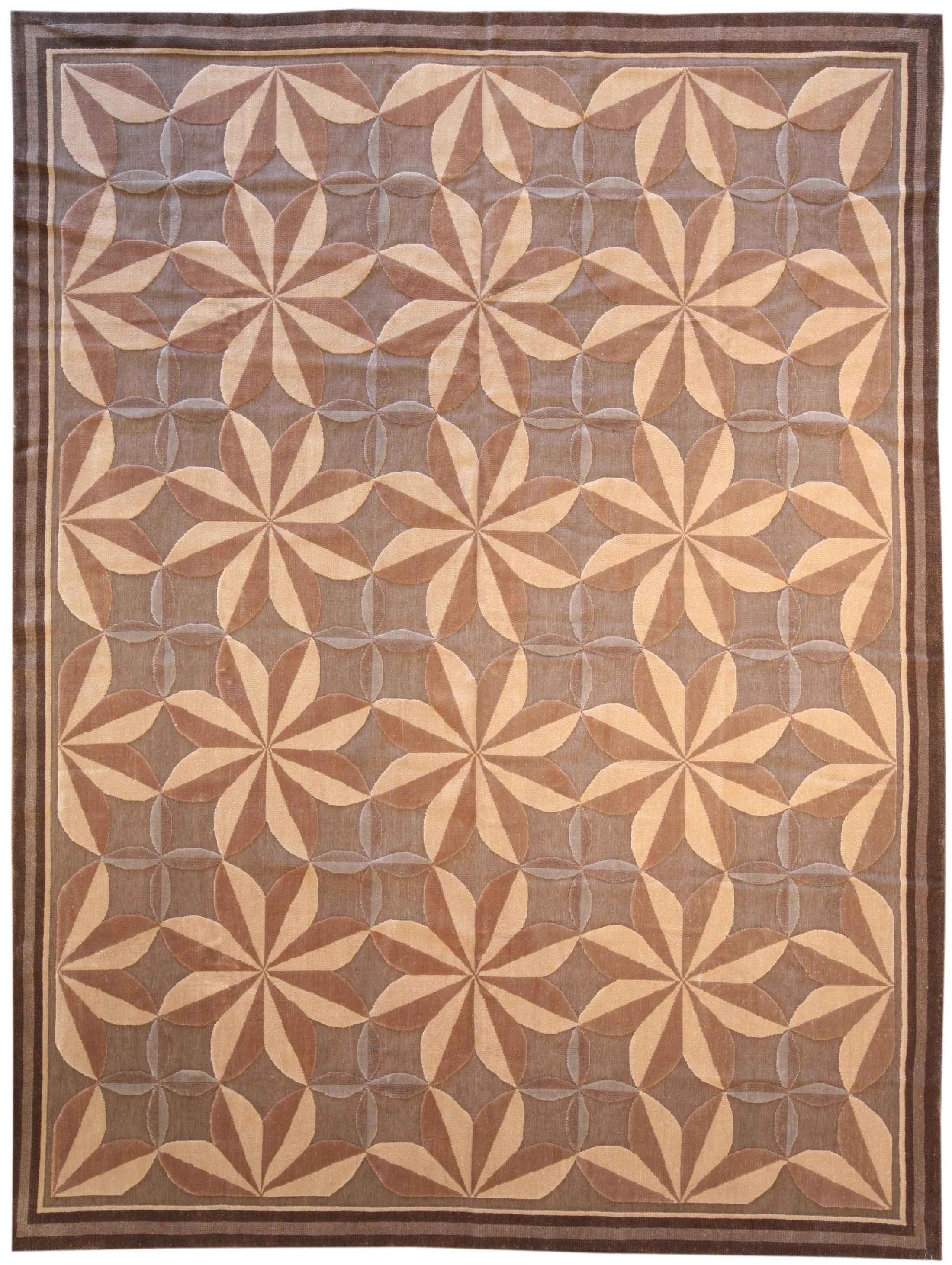 rug antique nazmiyal detail french large optimal ivory oversized aubusson carpet view rugs