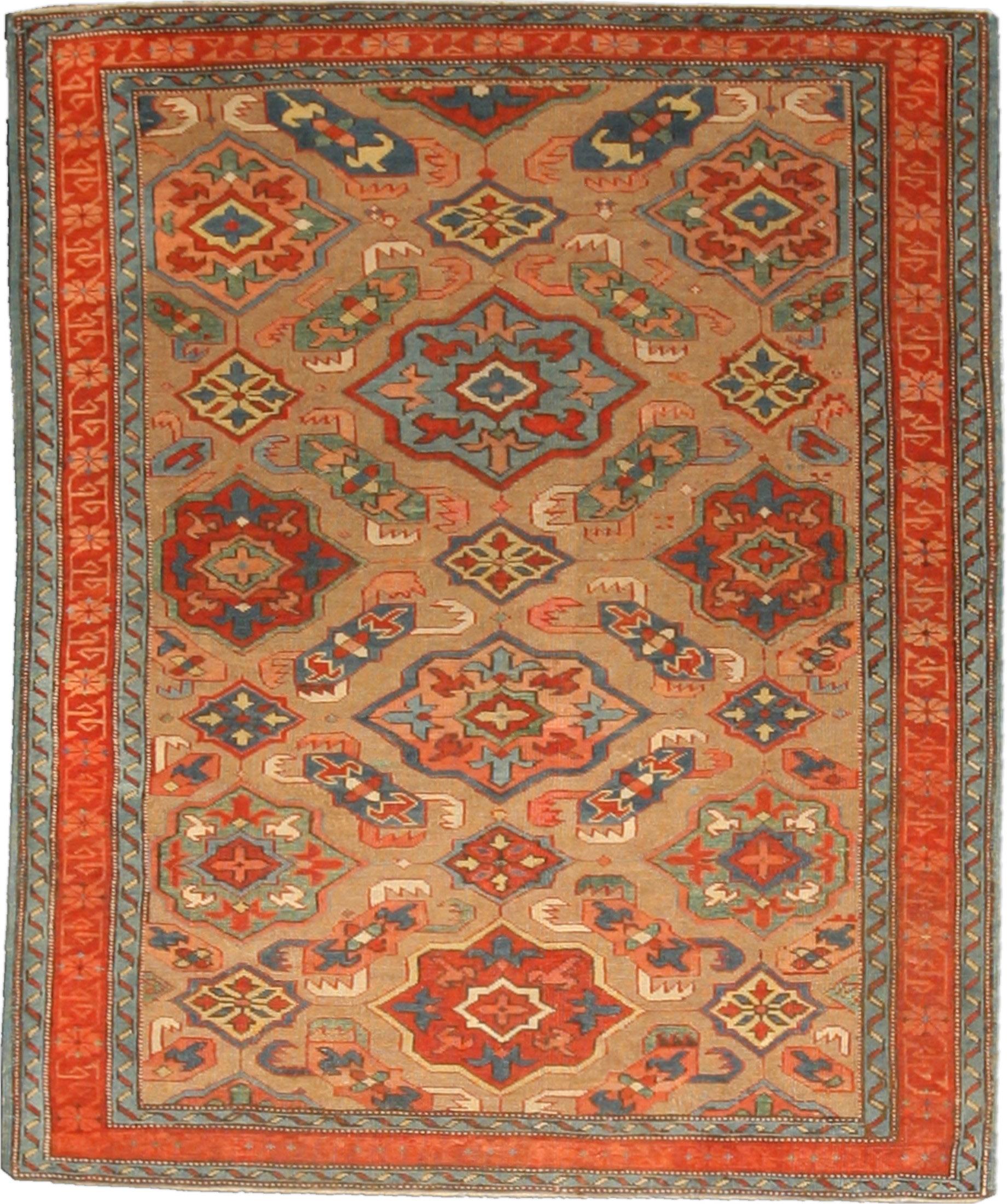antiguas alfombras cauc sicas y alfombras orientales a la
