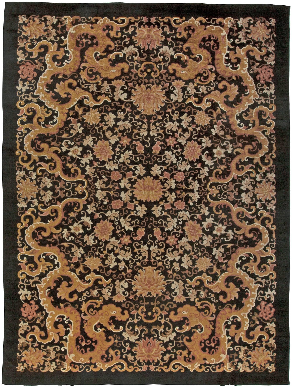 Alfombras y alfombras chinas en venta antique oriental for Alfombras chinas