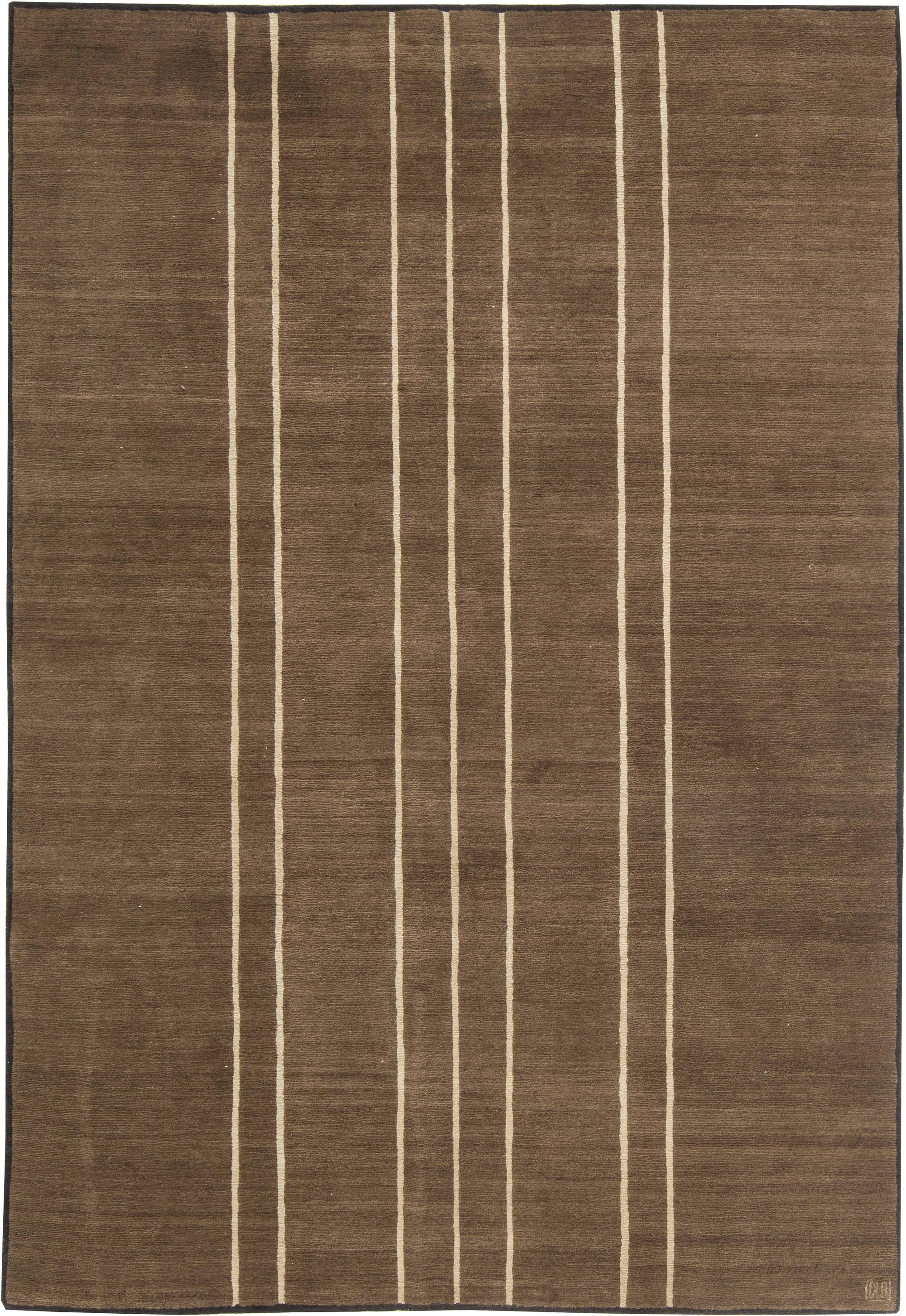 Moderne tibetische teppich von parkin saunders