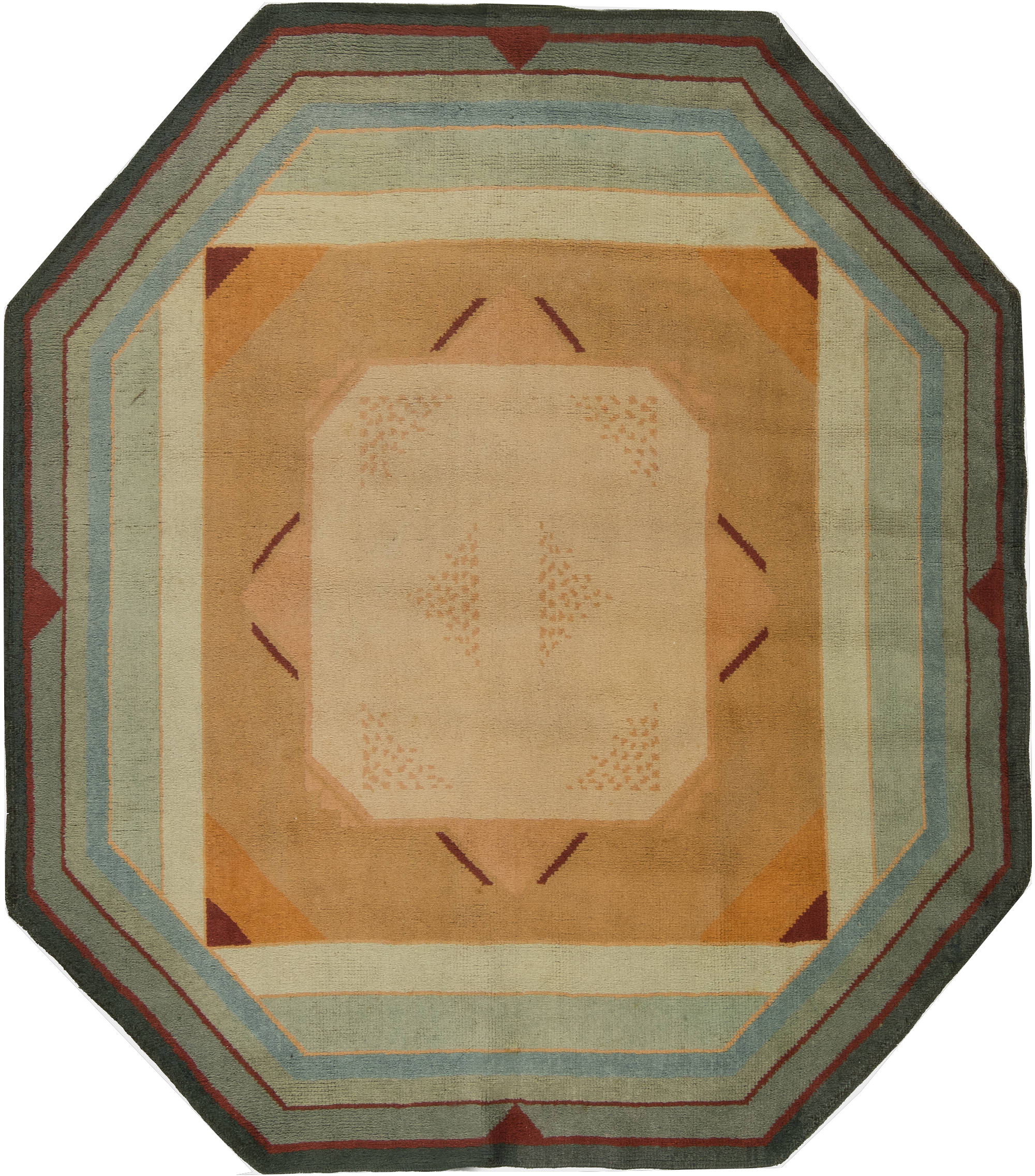 European Art Deco Rugs Amp Carpets For Sale Antique Vintage