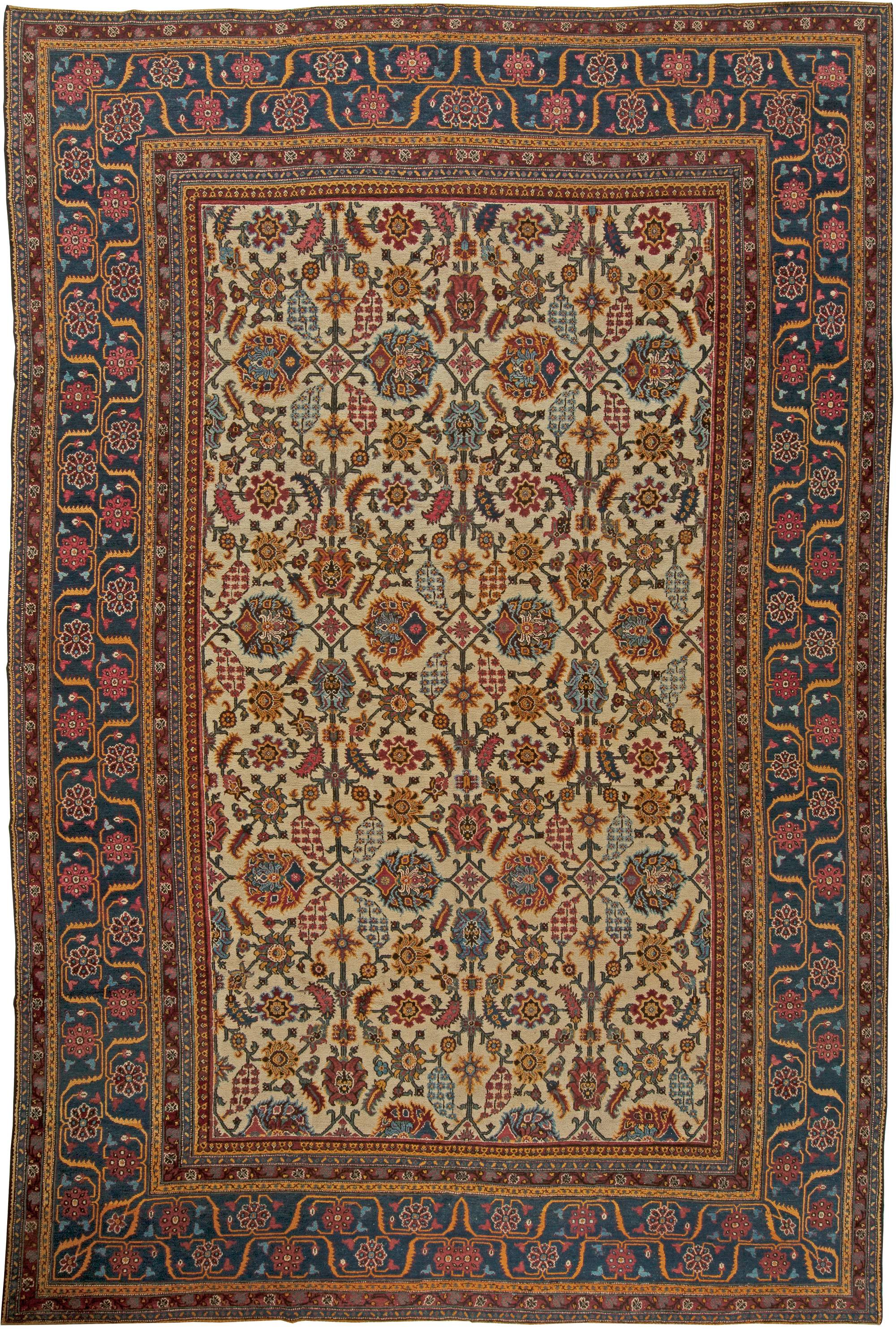 north indian rugs carpets for sale antique oriental. Black Bedroom Furniture Sets. Home Design Ideas