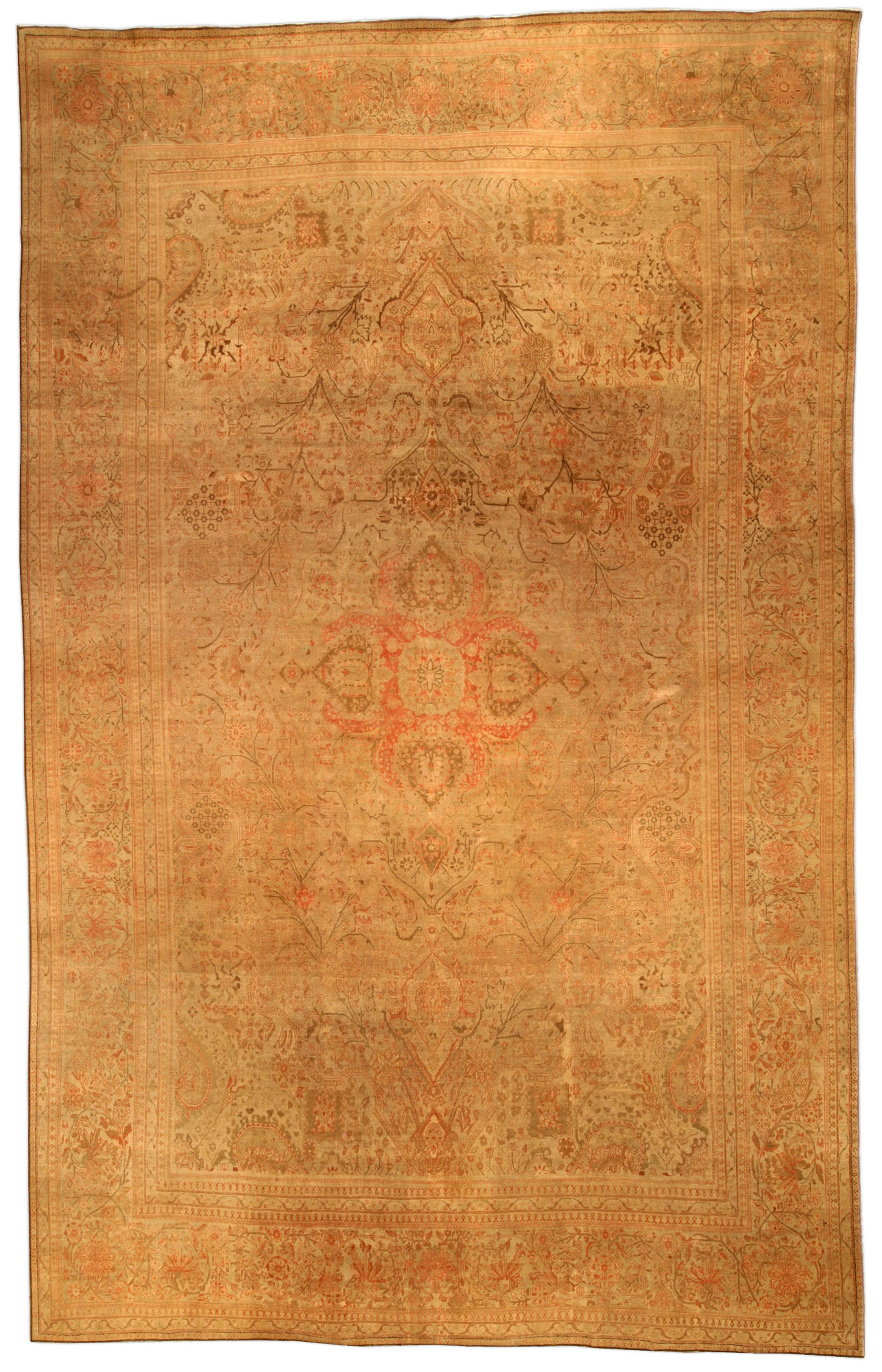 Kashan Rugs Area Carpets For Sale Antique Oriental
