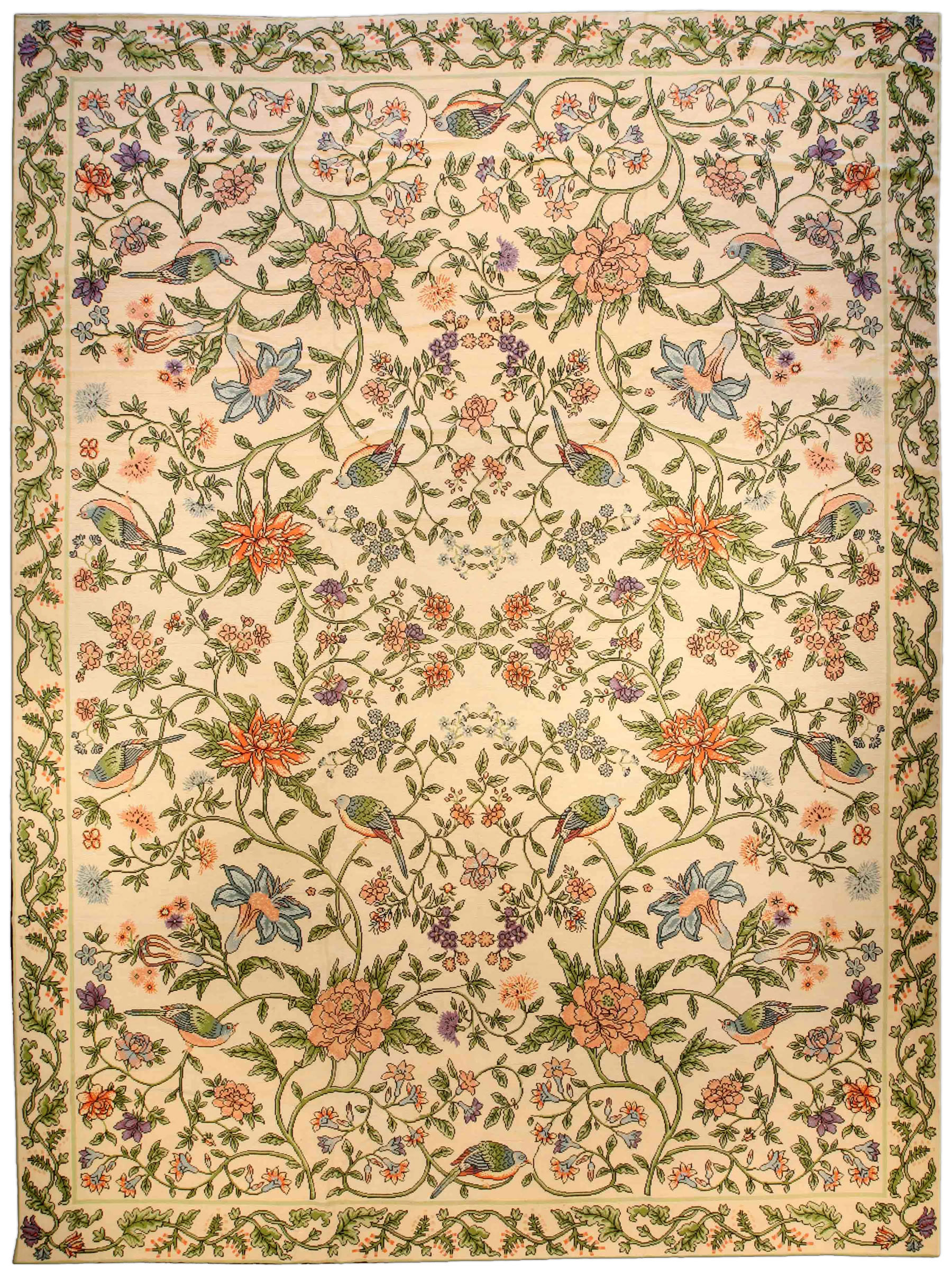Needlepoint Needlework Rugs Amp Carpets For Sale Antique
