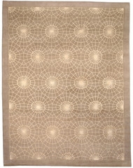 Custom Tibetan Contemporary Rug