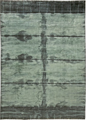 Viscose Abstract Over Dyed rug - see this natural-colored carpet