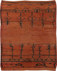 Moroccan Vintage Carpet