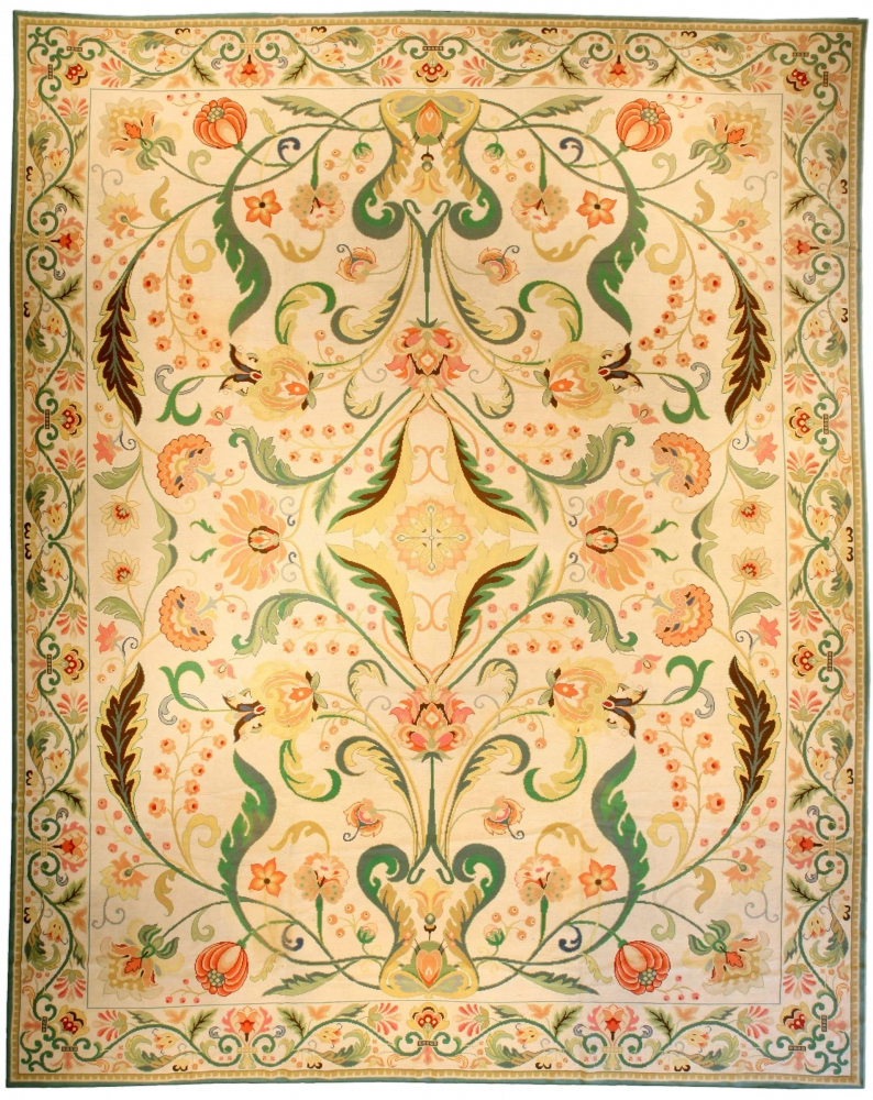 The Rich History Of Embroidered Rugs And Carpets By Doris