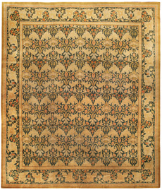 Alfombra de estilo William Morris BB02343