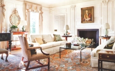 DLB's rug featured in Architectural Digest