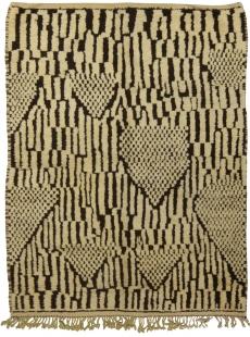 Ein marokkanischer Teppich BB5269