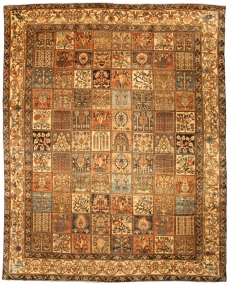 A Persian Bakhtiari rug BB3320