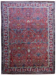 Una alfombra persa de Teherán BB2550