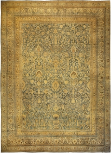 Antique Persian Khorassan Rug BB5127