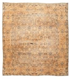 Antiker Perser Kirman (Kerman) Teppich BB4689