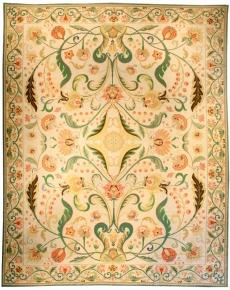 Una alfombra de costura portuguesa BB3929