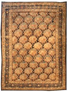 Antique Bidjar rug  BB3931