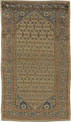 Antique Persian Hamadan rug BB5912
